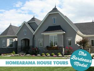 Homearama House Tour: The Bordeaux Model | hookedonhouses.net