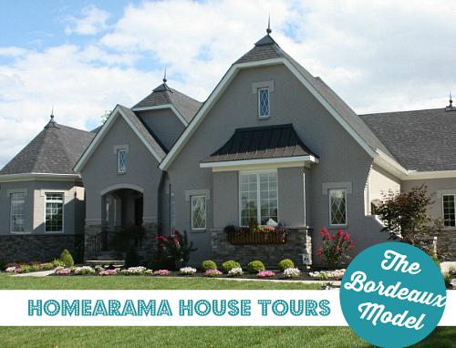 Homearama House Tour: The Bordeaux Model   hookedonhouses.net