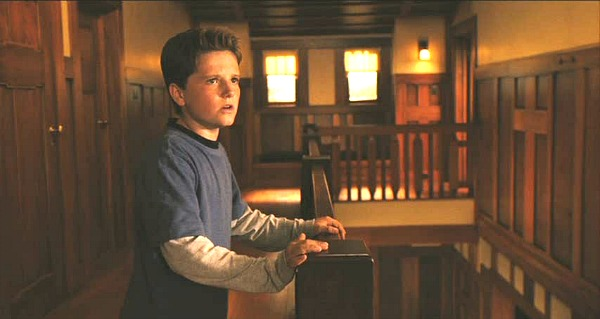 Josh Hutcherson in Zathura movie