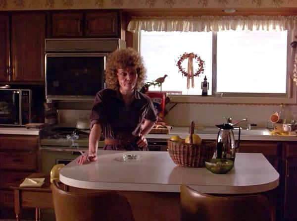Sarah Palmer as Grace Zabriskie on Twin Peaks