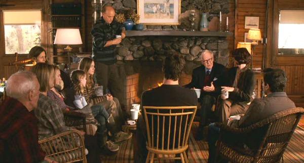 Stone fireplace in Dan in Real Life
