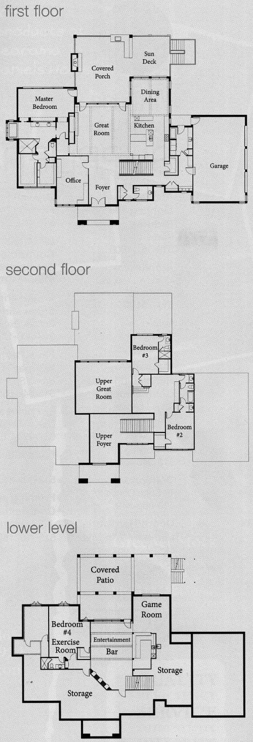 Virtuoso floorplan Homearama 2014