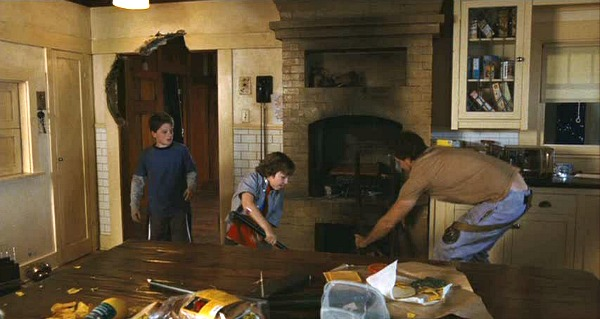 Zathura movie Craftsman kitchen 2