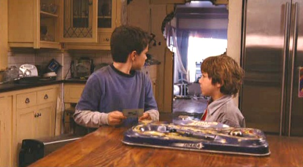 Zathura movie Craftsman kitchen