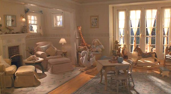 Baby Banks Nursery in Father of the Bride 2