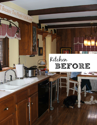 Chillicothe Cottage Kitchen BEFORE (2)