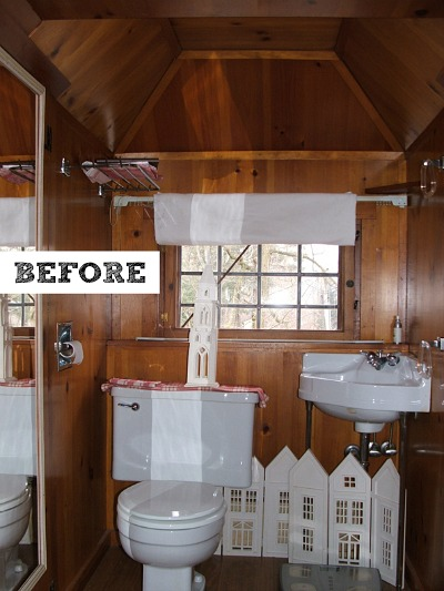 Chillicothe Cottage Master Bath BEFORE