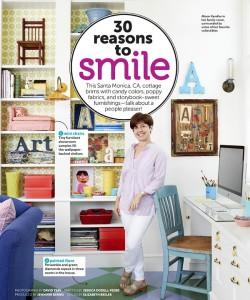 Designer Alison Kandler's House in HGTV Magazine