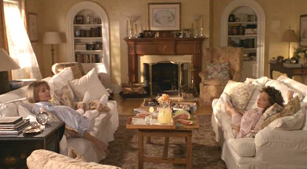 Father of the Bride house-living rm