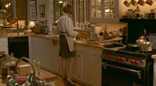 Father of the Bride kitchen-Diane Keaton