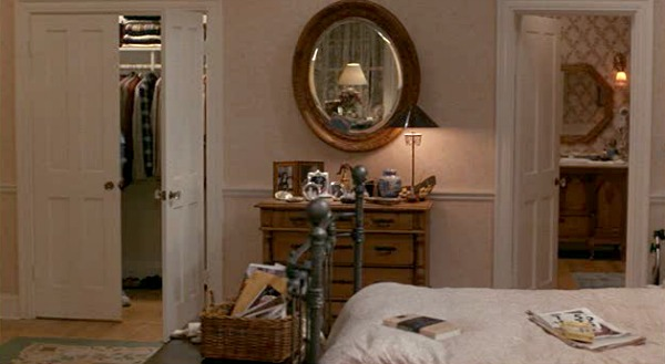 George and Nina Banks' Bedroom in FOTB
