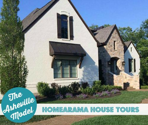 Homearama 2014 House Tour Asheville Model