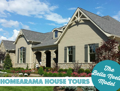 Homearama House Tour #5: The Bella Noelle Model