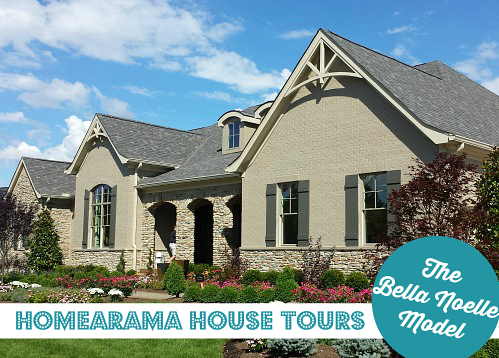 Homearama 2014 House Tour: Bella Noelle Model