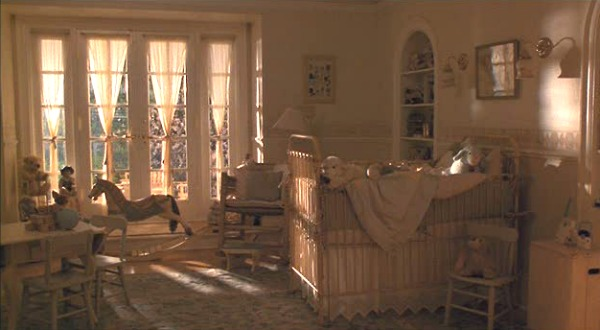 Nursery addition in Father of the Bride 2 movie