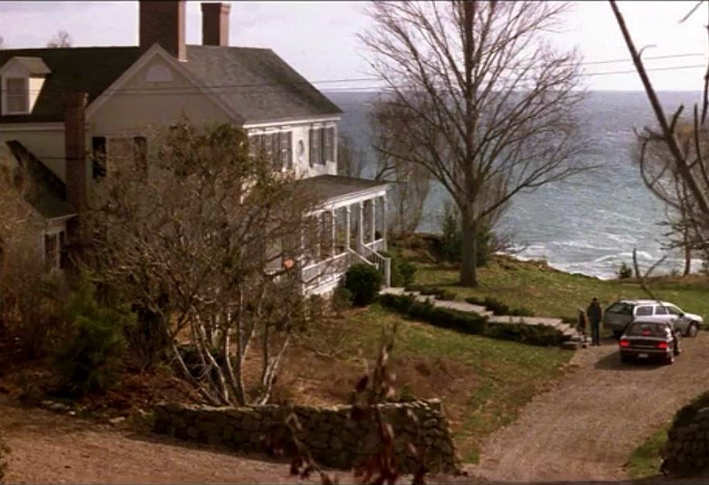 Patriot Games movie Jack Ryan's house Maryland