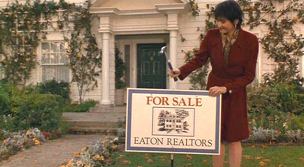 The Father of the Bride movie house for sale