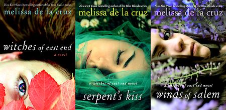 Witches of East End Book Series Melissa de la Cruz