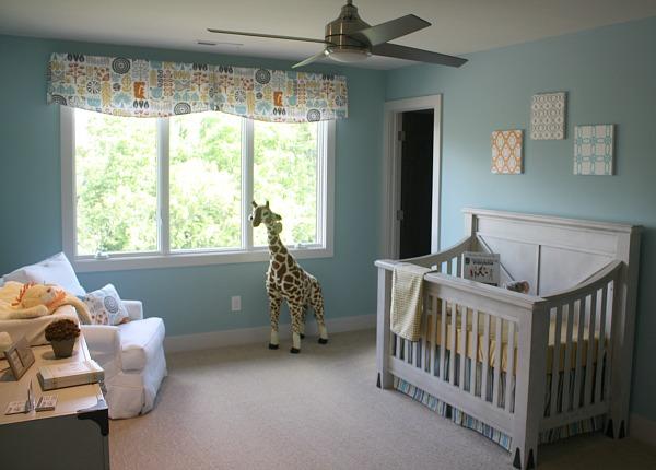 blue nursery in Virtuoso