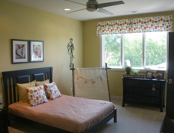 boys bedroom in Virtuoso