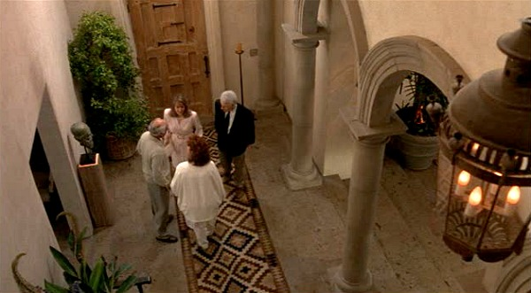 mackenzie family's foyer in father of the bride movie
