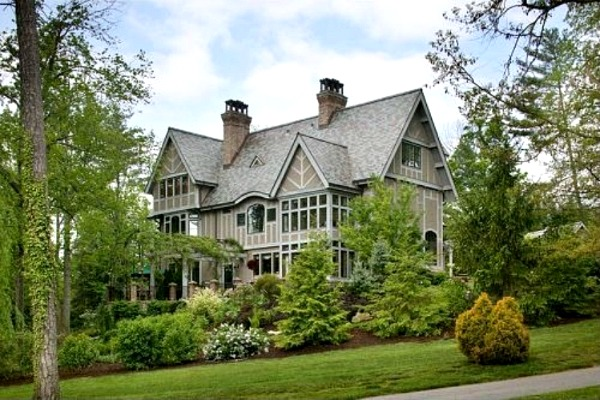 Andie MacDowell's House in Asheville NC (11)