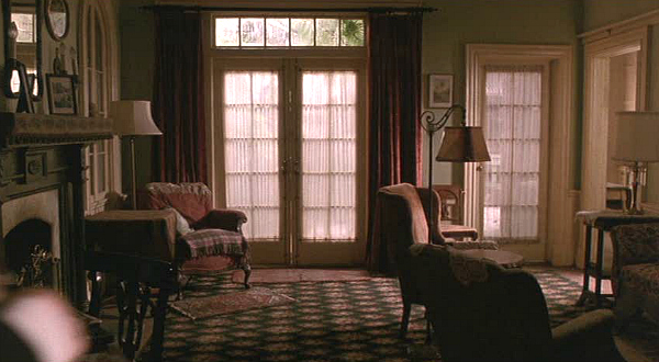 "Andie MacDowell's Apartment in the Movie ""Green Card"" 