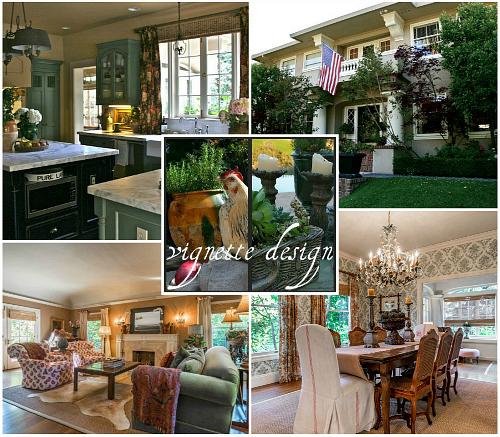 Vignette Design blogger Delores selling San Mateo house | hookedonhouses.net