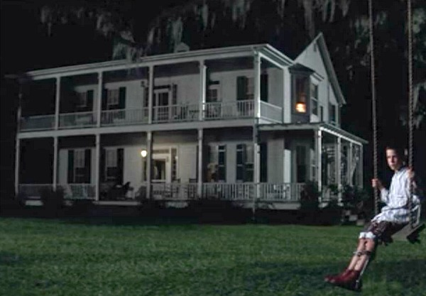 Forrest Gump S Big Old House In Alabama