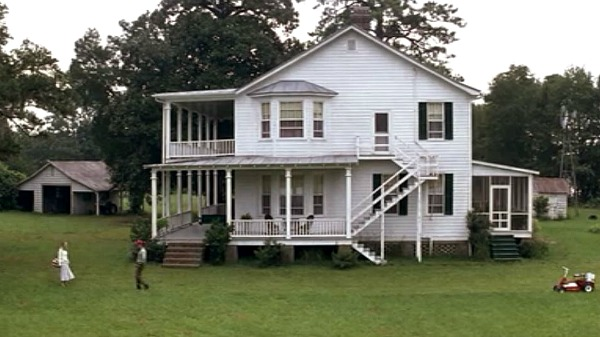 "The house from ""Forrest Gump"" 