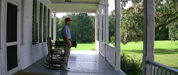 """The house from """"Forrest Gump"""" 