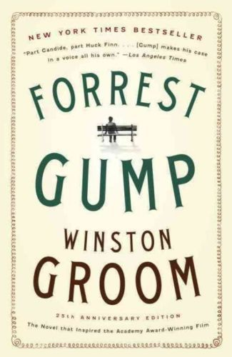 Forrest Gump novel by Winston Groom