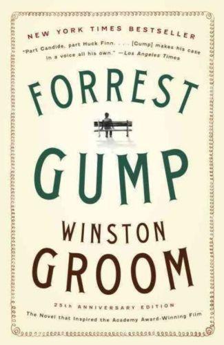 Forrest Gump novel by Winston Groom
