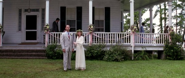 Forrest and Jenny's wedding Forrest Gump movie (3)