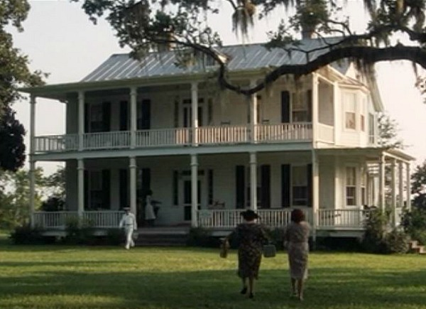 """The house from \""""Forrest Gump\"""" in Greenbow Alabama"""