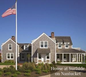 House at Surfside on Nantucket | hookedonhouses.net