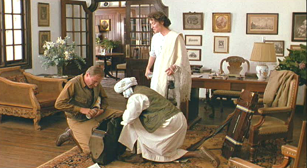 Karen Blixen's house in Out of Africa movie 14