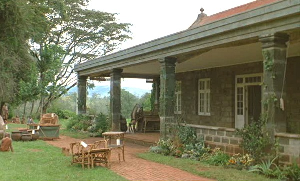 Karen Blixen's house in Out of Africa movie 5