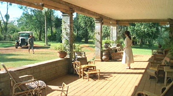 Karen Blixen's house in Out of Africa movie 7