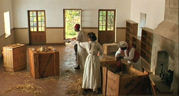 Karen Blixen's house in Out of Africa movie 8