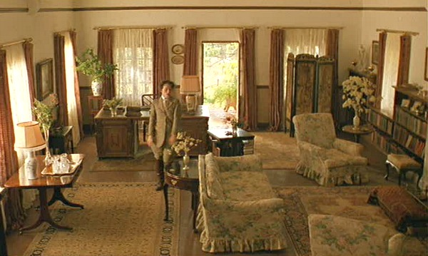 Karen Blixen's house in Out of Africa movie 9