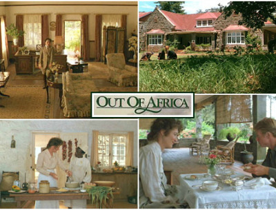 "Karen Blixen's House in ""Out of Africa"""
