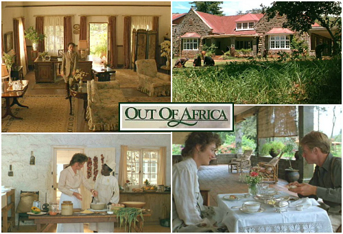 """Out of Africa"" Karen Blixen's House 