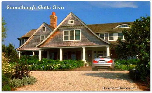 Something's Gotta Give Hamptons beach house