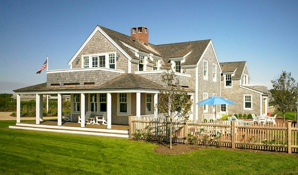A house in nantucket designed with an upside down floorplan for Houses for sale on nantucket