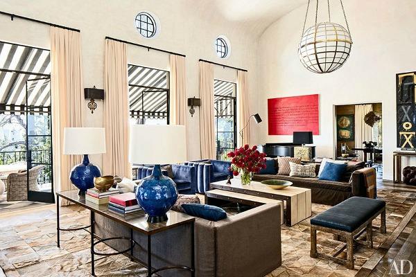 Ellen Pompeo's house in Architectural Digest 11-14 (3)