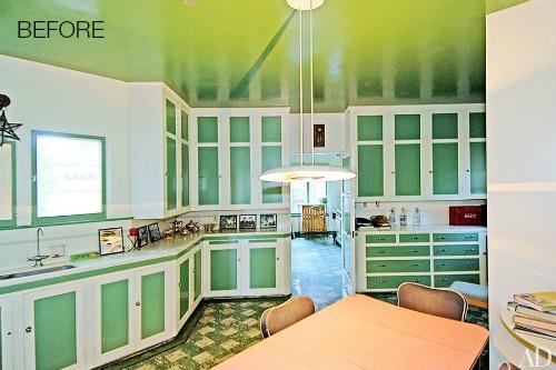 Ellen Pompeo's kitchen BEFORE