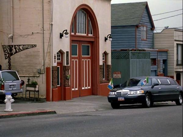 """Exterior of Mias firehouse Princess Diaries 2 """"The Princess Diaries"""" Firehouse in San Francisco For Sale"""