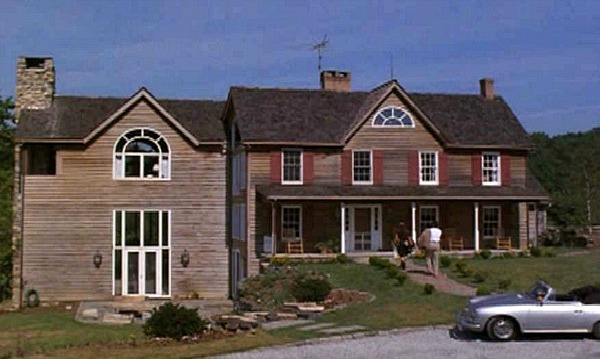Her Alibi Tom Selleck S House In Connecticut Hooked On Houses