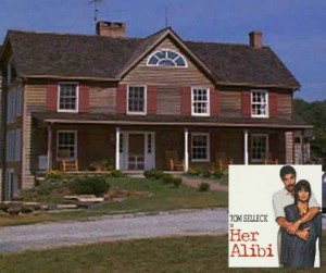 """Her Alibi"" movie house 